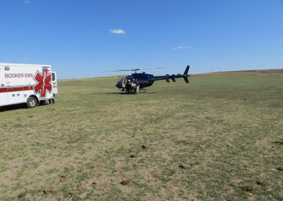 BEMS and Lifestar Scene Flight - 2012