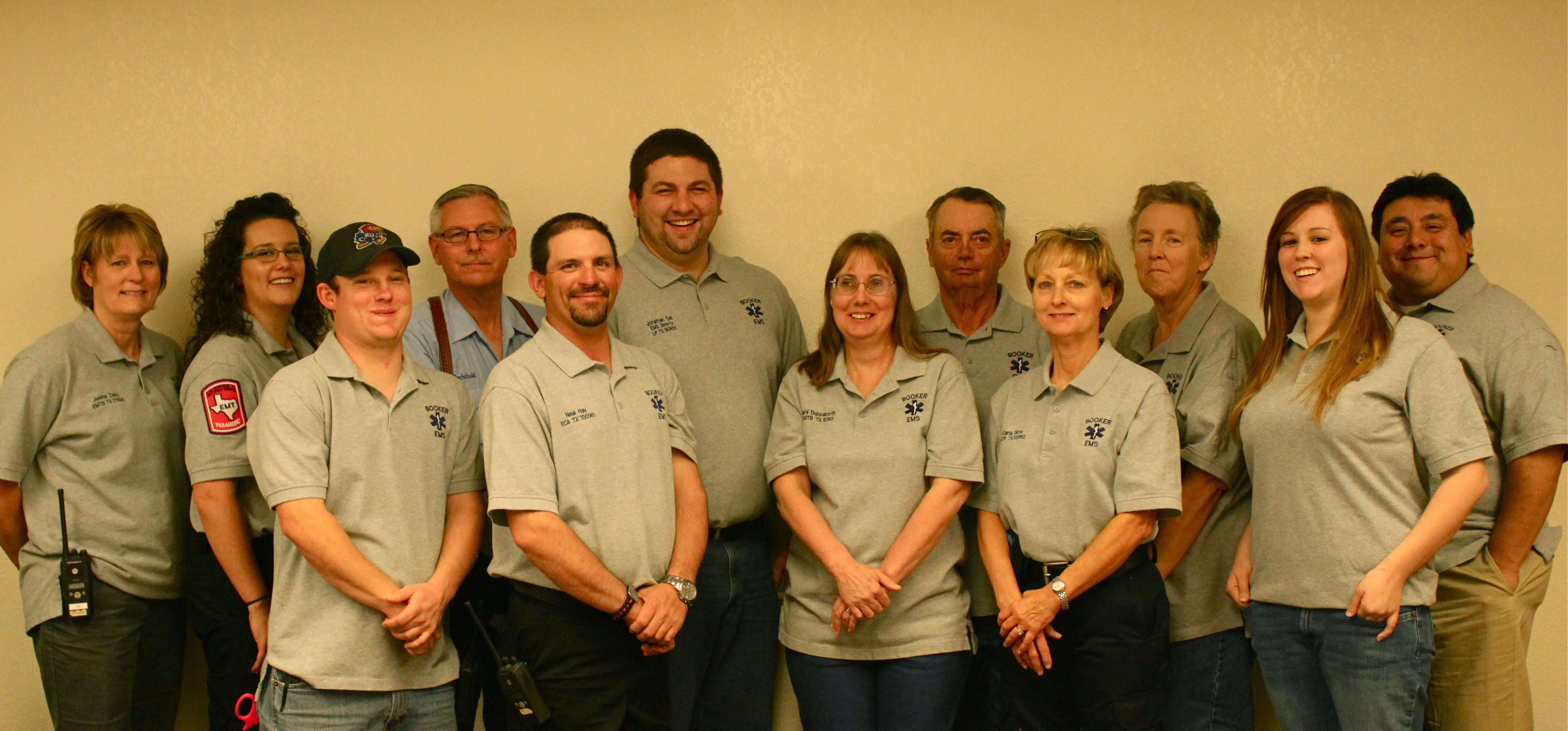 EMS Team 2012